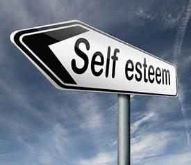 self esteem developed by hypnotherapy