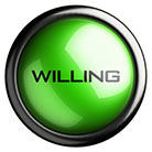 willing sign