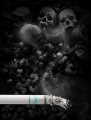 deadly cigarettes before stop smoking hypnosis